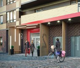 Группа ЦДС открыла продажи в корпусе 1 жилого комплекса ЦДС «Приневский»