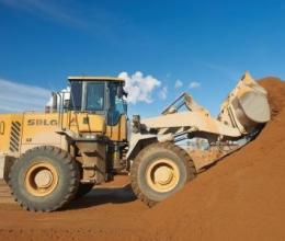 Купить песок строительный с доставкой