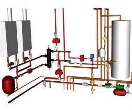 Система отопления под ключ и особенности ее монтажа