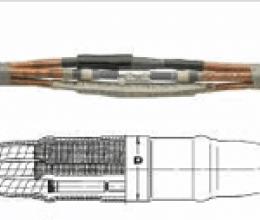 POLJ-12/3x70-150 - Соединительная муфта  по низким ценам