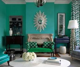 Как добавить в интерьер ярких красок и не пожалеть об этом?