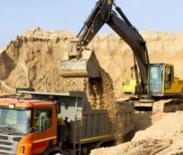 Песок и его роль в строительстве