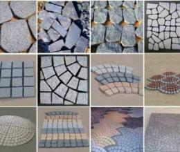 Тротуарная плитка и ее использование в ландшафтном дизайне