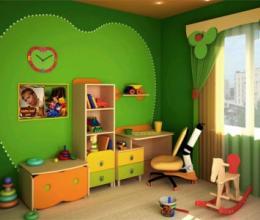 Детская комната: главное удобство