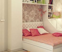 Какую кровать выбрать для девочек: что предлагает мебельный рынок